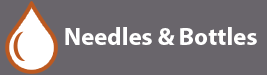 Needles & Bottles Tag - Packaging Company